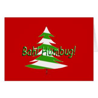 Bah! Humbug! Card