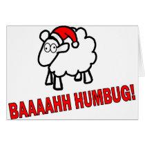 Bah Humbug! Card