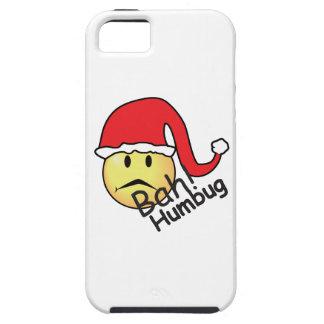 Bah Humbug iPhone 5 Cover