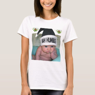 Bah Humbug Christmas Sucks!! T-Shirt