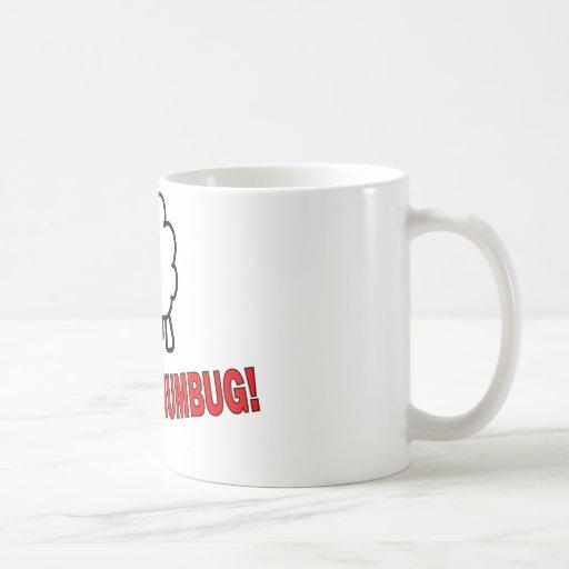 Bah Humbug! Classic White Coffee Mug