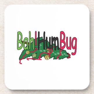 Bah!HumBug Coasters