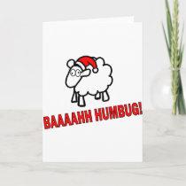 Bah Humbug! Holiday Card