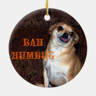 Bah Humbug Holiday Ornament