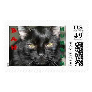 Bah Humbug Holiday Postage