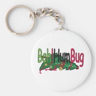 Bah!HumBug Keychain