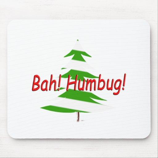 Bah! Humbug! Mousepad