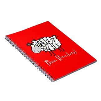 Bah Humbug notebook
