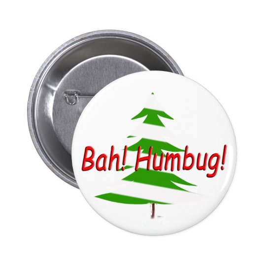Bah! Humbug! Pin
