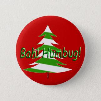 Bah! Humbug! Pinback Button