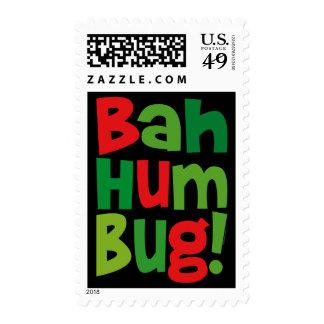 Bah Humbug Postage