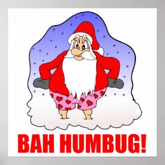 Bah Humbug Print