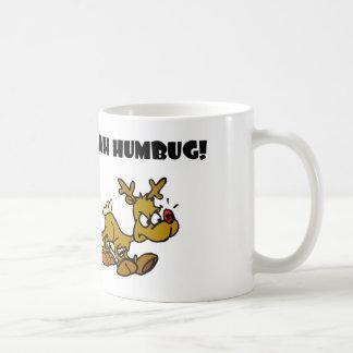 Bah Humbug Rudolph Coffee Mug