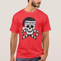 'Bah Humbug' Skull T-Shirt