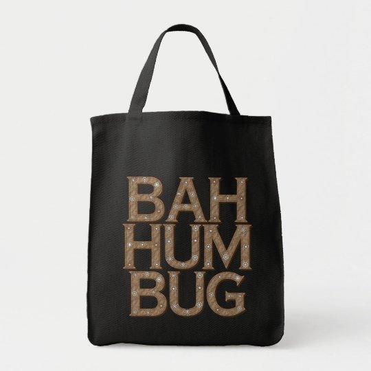 Bah Humbug Snowflake Bag