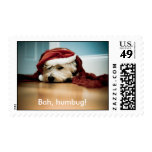 Bah, humbug! stamp