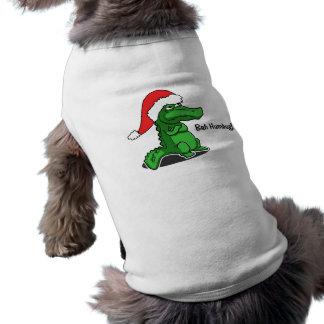 Bah Humbug! T shirt for your dog!