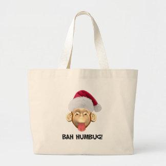 Bah Humbug totebag Tote Bag
