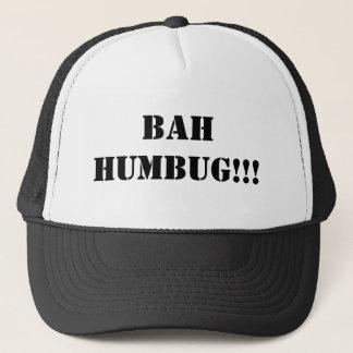 BAH HUMBUG!!! TRUCKER HAT
