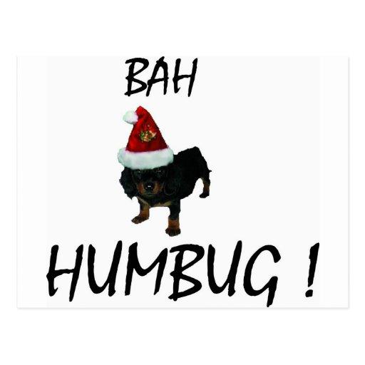 Bah Humbug Dog Gifts