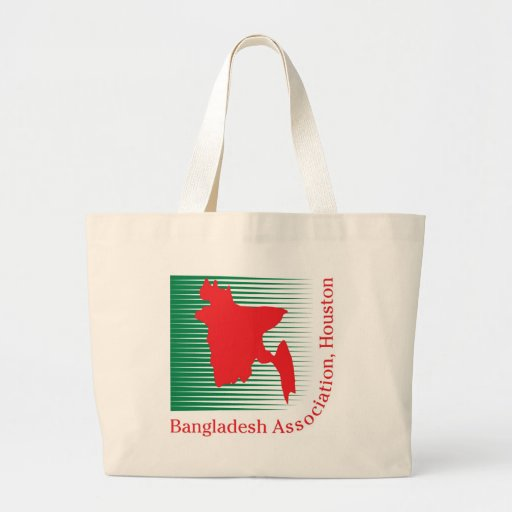 BAH Promotional items Large Tote Bag