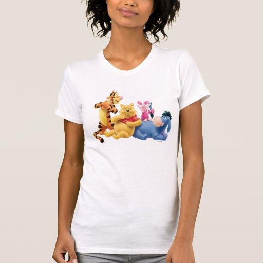 Bah y amigos 10 t shirt
