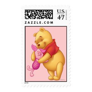 Bah y amigos 2 sello postal