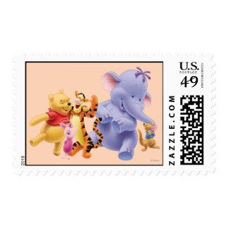 Bah y amigos 6 sello