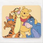 Bah y amigos 7 tapete de ratones