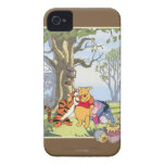 Bah y Pals Case-Mate iPhone 4 Cobertura