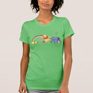Bah y Pals debajo del arco iris Camisetas