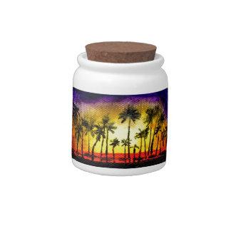 Baha California Candy Jar