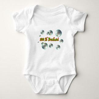 Bahai Bubbles Baby Bodysuit
