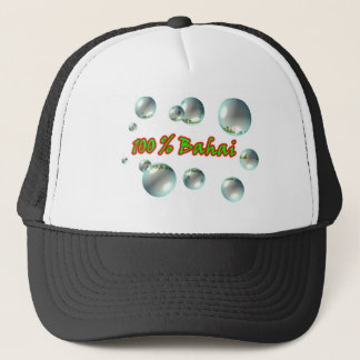 Bahai Bubbles Trucker Hat