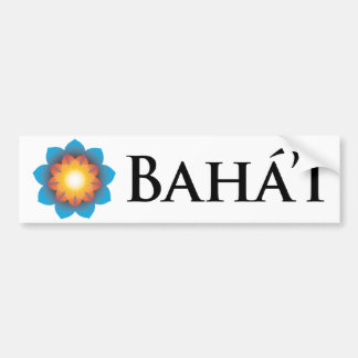 Bahá'í Bumper Sticker