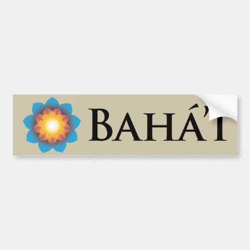 Bahá'í Bumper Stickers