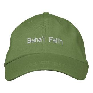 Bahá'í Faith Embroidered Baseball Cap