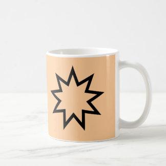 Bahá'í Nine Pointed Star* Mug