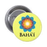 Bahá'í Pinback Button