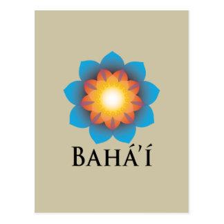 Bahá'í Postcard