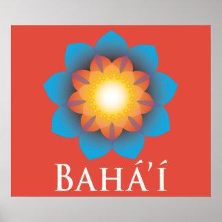 Bahá'í Poster