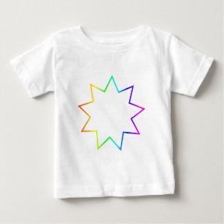 Bahai Symbol Baby T-Shirt