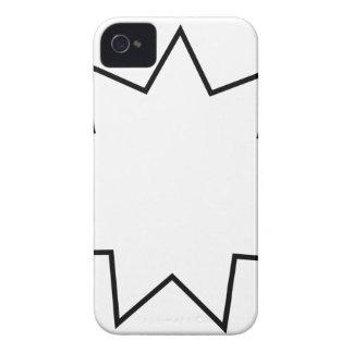 Bahai  Symbol iPhone 4 Covers
