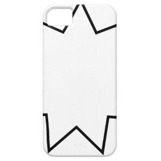 Bahai  Symbol iPhone SE/5/5s Case