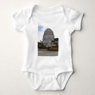 Bahai Temple in Wilmette,IL Baby Bodysuit