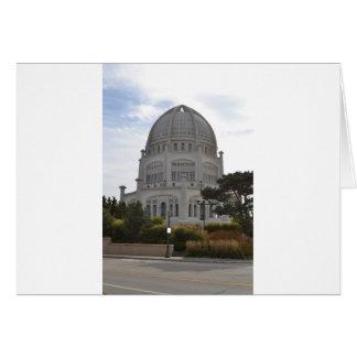 Bahai Temple in Wilmette,IL Cards