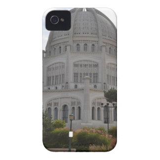 Bahai Temple in Wilmette,IL Case-Mate iPhone 4 Cases