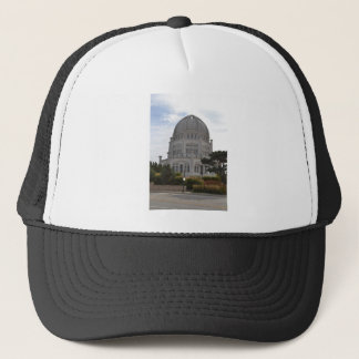 Bahai Temple in Wilmette,IL Trucker Hat