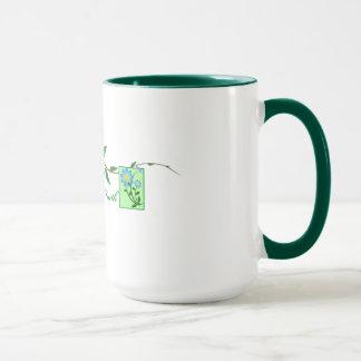 Baha'i Vine Mug