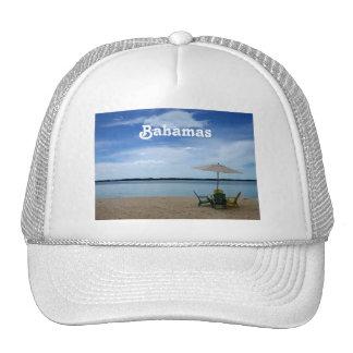 Bahama Beach Trucker Hats